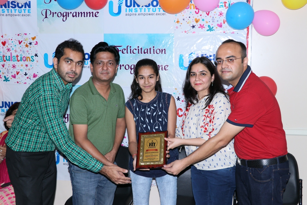 Toppers Felicitation Ceremony 2018