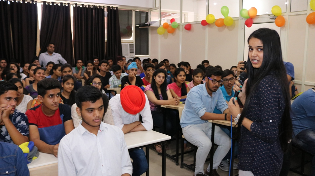 Toppers Felicitation Programme 2017